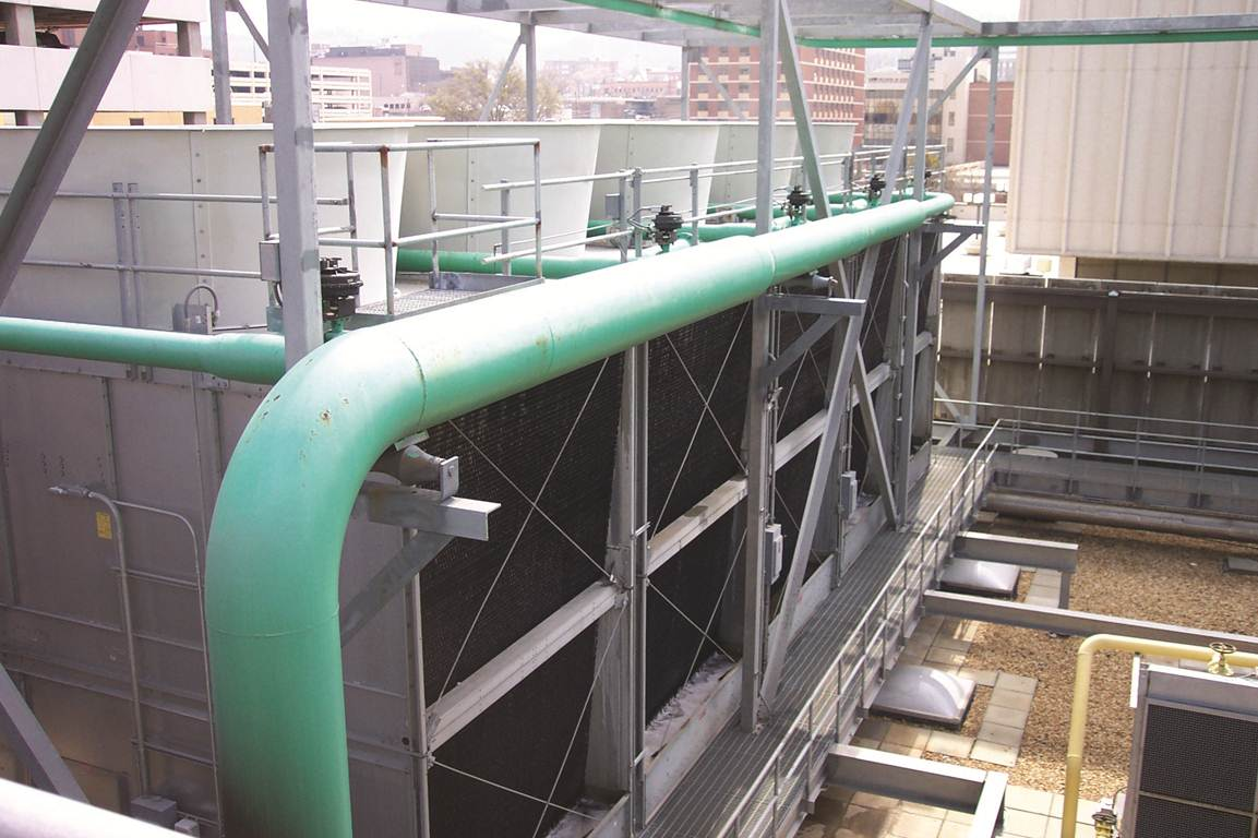 Legionella Cooling Tower