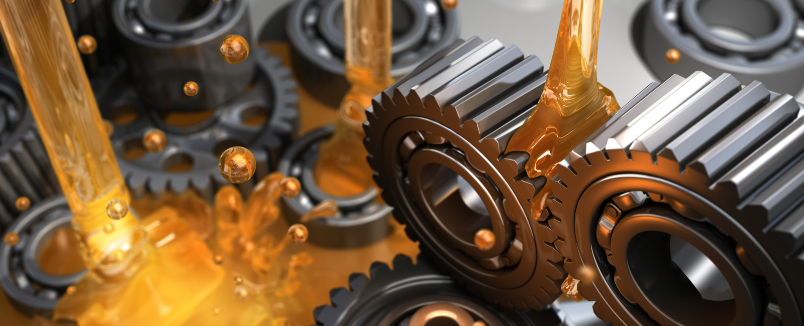 Lubricants banner image