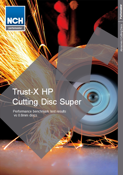 Trust-X HP Cutting Disc image