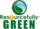 resourcefully green association logo