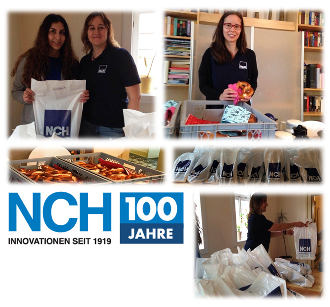 NCH Cares Event Germany Pics