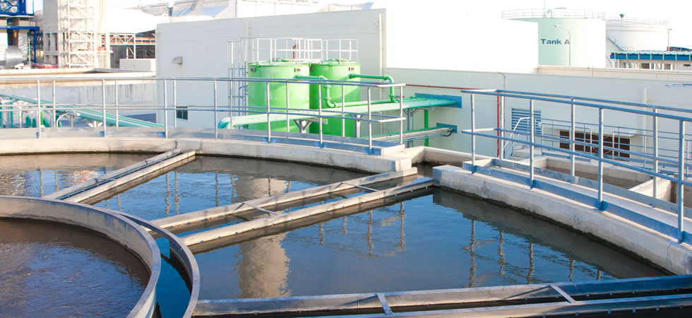 Wastewater growth