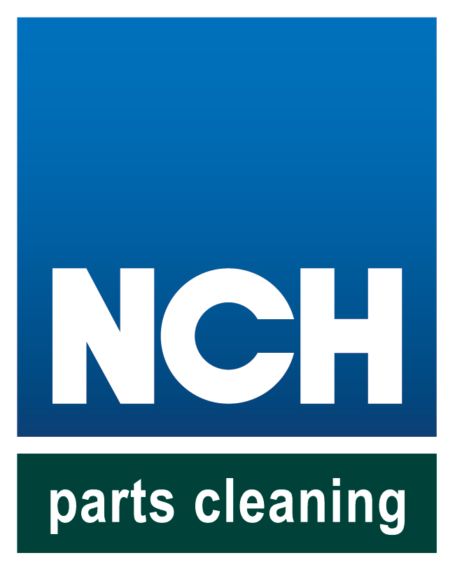 NCH parts cleaning logo gradient