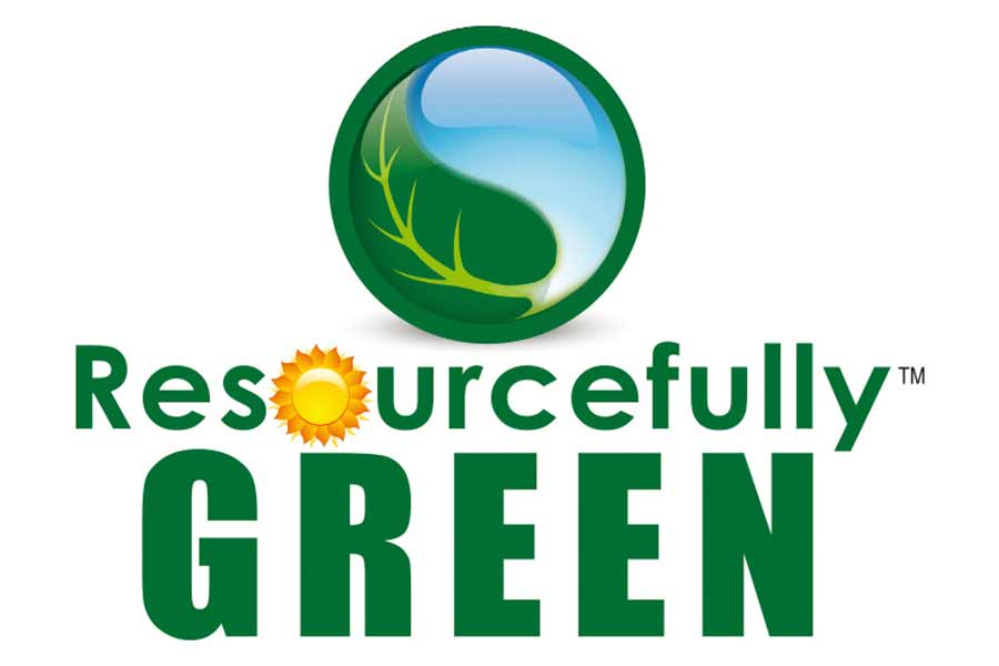 Resourcefully Green Logo
