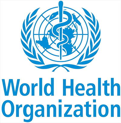 The World Health Organisation logo