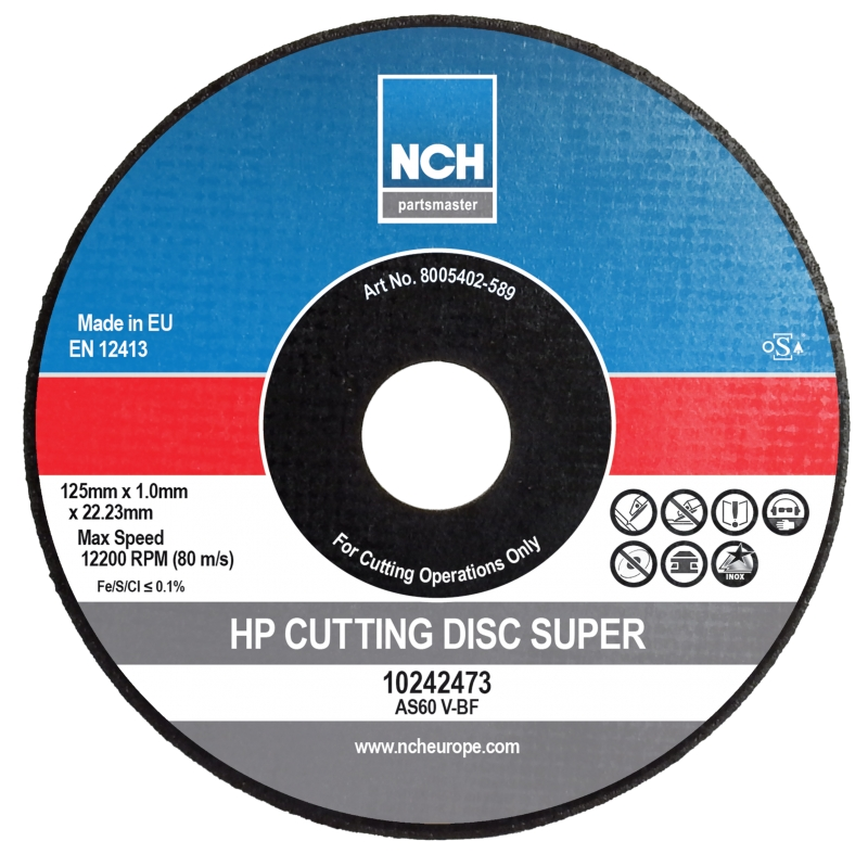 HP Cutting Disc Super