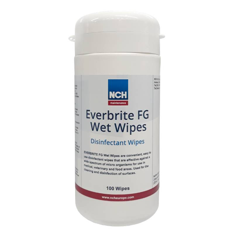Everbrite FG Wet Wipes