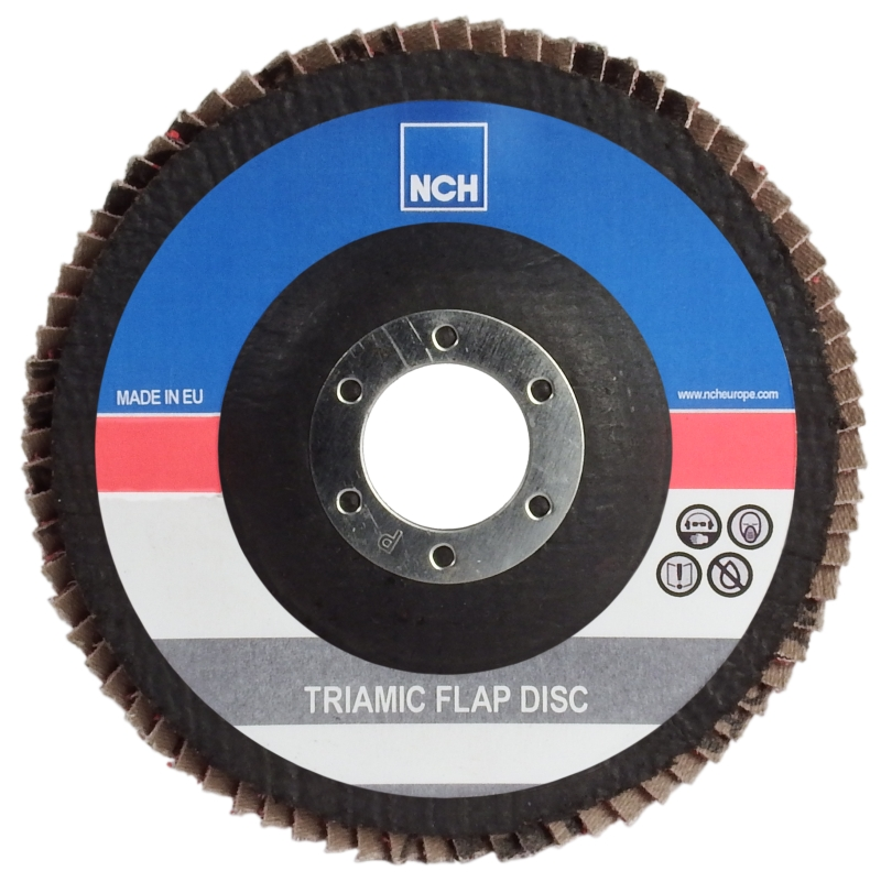 Triamic Flap Disc