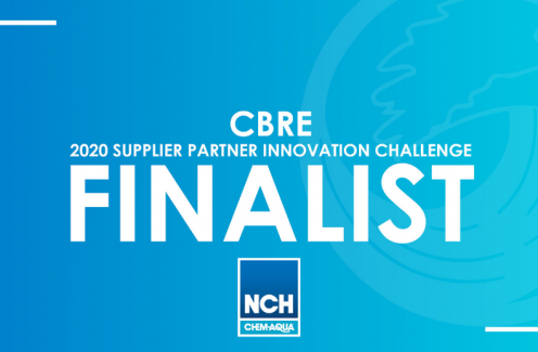 Chem-Aqua Named Finalist in 2020 CBRE Innovation C...
