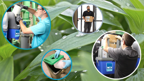 HandiChem® Solid Water Treatment: A Safer,  Easier...